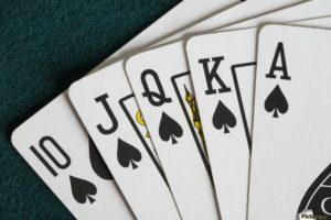 Räkna kort i black jack